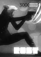 Rost Magazine cover by gaborcsigas