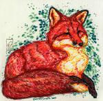 November Fox by ClovenCraft