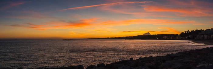 140 - Sunset by CarlaSophia