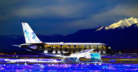 Night Flight by tonyair767
