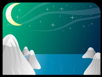 Arctic Landscape by noclayto