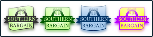Southern Bargain Logo by noclayto