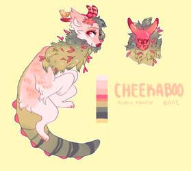 Cheekaboo Ruby Forest OTA .:CLOSED:. by Diiragon