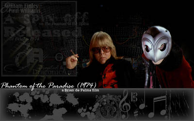Phantom of the Paradise 1974 by DragonIce85