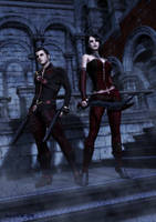 Night Hunters III by rogue29730