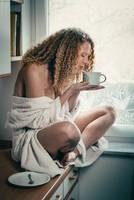 Wonderful seductive coffee smell by gb62da