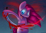 Pinkamena by Neoncel