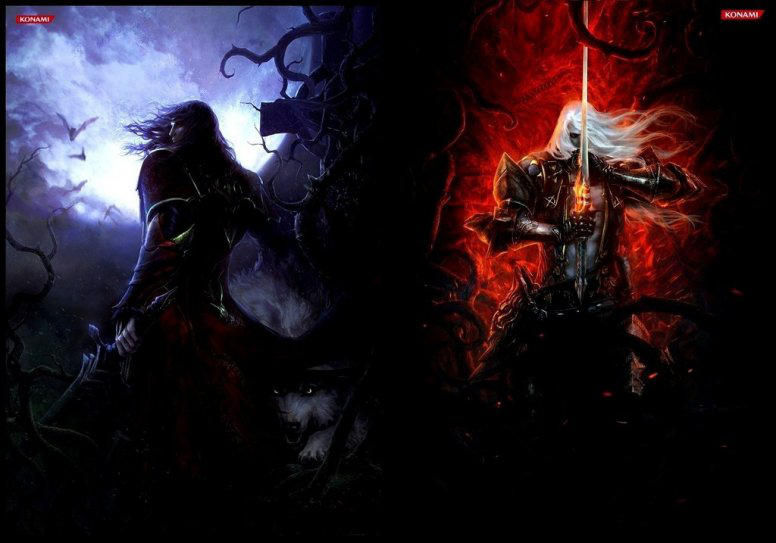 Castlevania Lords Of Shadow Mirror Of Fate Banner By Conangiga On