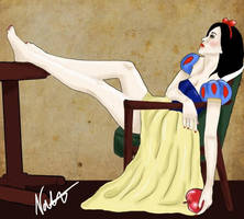 Snow White by Nataliie