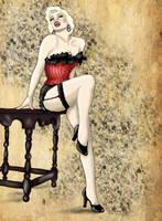 Marilyn Monroe by Nataliie