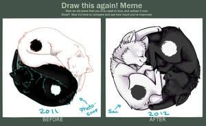 draw this again meme by nevaeh-lee