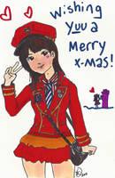 Merry Yuukamas by PucchiQ