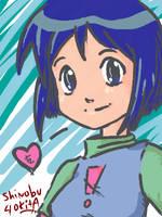 Shinobu-Lovely Love Shinobu by PucchiQ