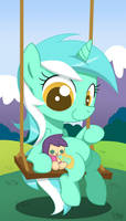 My Little Person by yiKOmega