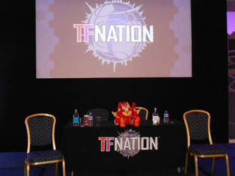 TFNation 2018 - Roddy Takes The Stage XP by HealerCharm