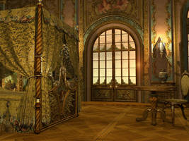The Bedroom by TradeWinds3D