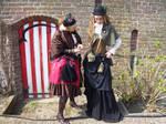 Steampunk Costume by Kettricken