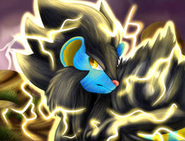 Majestic Thunder by Clobberstone