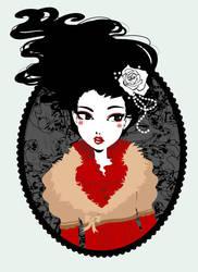 Victoria by Blush-Art