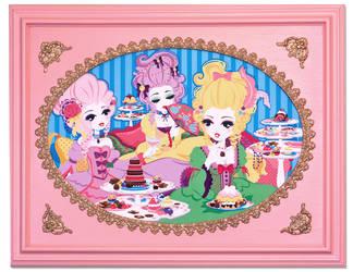 Sweet Rococo by Blush-Art