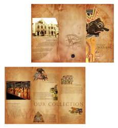 brosur museum wayang by tataratat