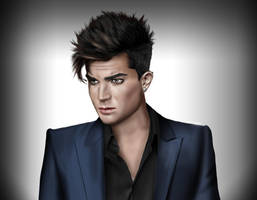 Adam Lambert by MosiKashi