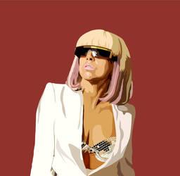 Lady Gaga by Ilko94