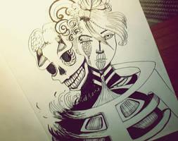 SHINGEKI NO KYOJIN (inspiration) by misakisailor