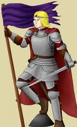 Hero of the Langean War by Celestialtien