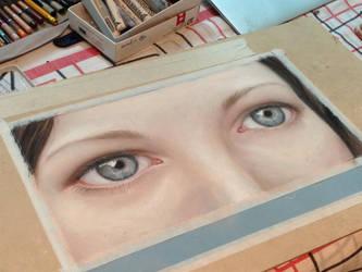 Eyes by KawaiiCulture