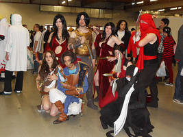 Prince of Persia group by Yuli-chan
