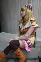 Thoughtful Karina by Yuli-chan