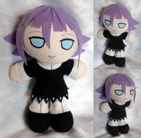 Commission, Mini Plushie Child Crona by ThePlushieLady