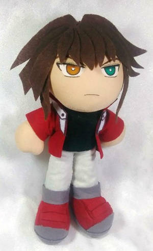 Judai by ThePlushieLady