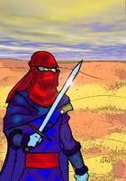 arabian knight by Chris-V981