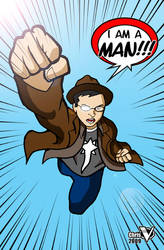 I am a man! by Chris-V981
