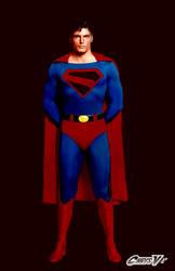 kingdom come: superman by Chris-V981