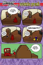 cosmic prank: page 3 by Chris-V981