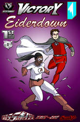 VICTORY/ EIDERDOWN #1 COVER by Chris-V981