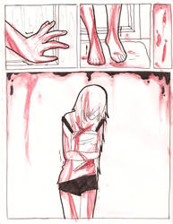 Things went terribly wrong by Pencil-Only