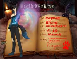 OW: Rayven Blood Class Yr 4 by shaygoyle