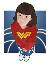 Wonder Tot by JeremyMallin