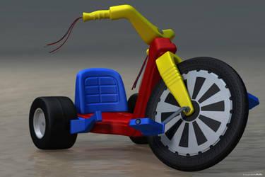 Big Wheel by JeremyMallin