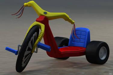 Hot Ride by JeremyMallin