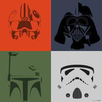 Quad Wars by JeremyMallin
