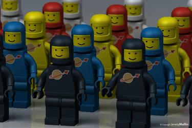 Space Explorers by JeremyMallin