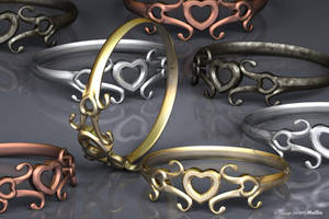 Hearts Ring by JeremyMallin