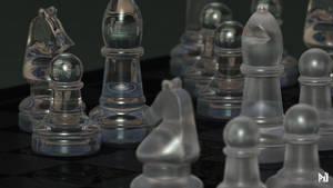 Playing Chess by JeremyMallin