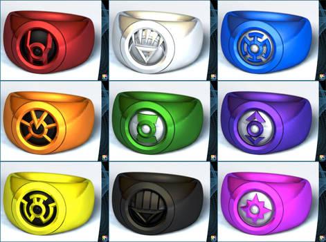 Power Rings by JeremyMallin