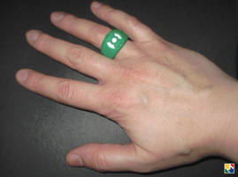 Green Lantern Ring by JeremyMallin